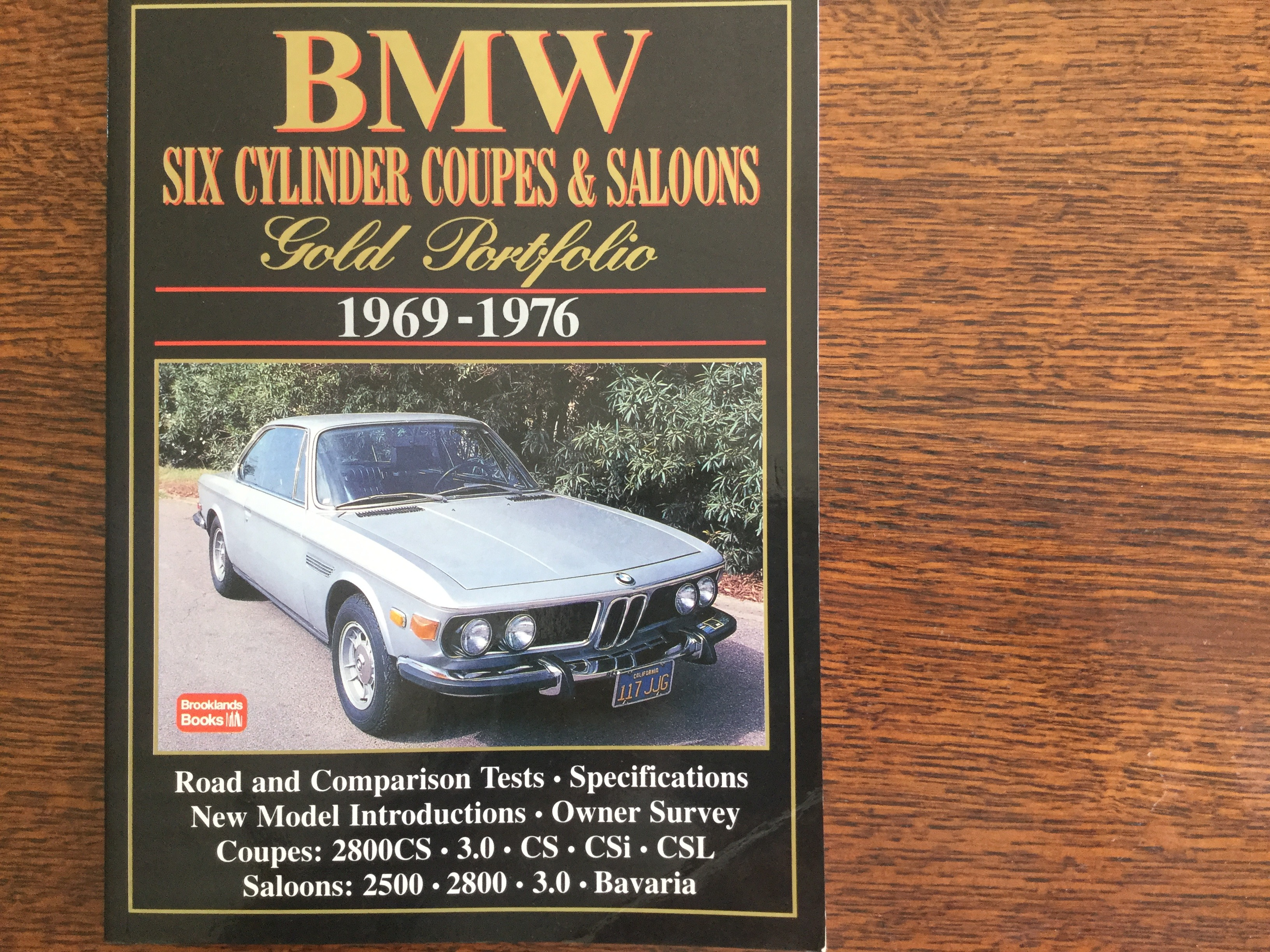 BMW Six Cylinder Coupes & Saloons