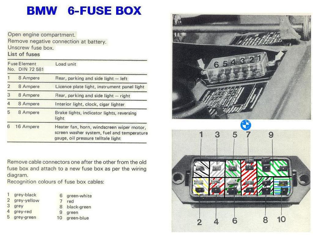 1602 Wiring Diagram - BMW 2002 and other '02 - BMW 2002 FAQBMW 2002 FAQ