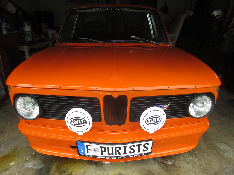 installing working fog lights  bmw 2002 and other '02  bmw