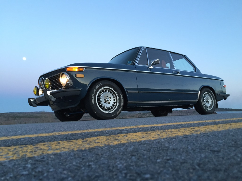 Adventures In 73 Tii Throttle Afr Tuning Bmw 2002 And Other 02 Bmw 2002 Faq