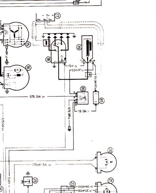 [SODI_2457]   ignition relay wiring diagram - BMW 2002 and other '02 - BMW 2002 FAQ | Key Switch Wiring Diagram For 653 |  | BMW 2002 FAQ