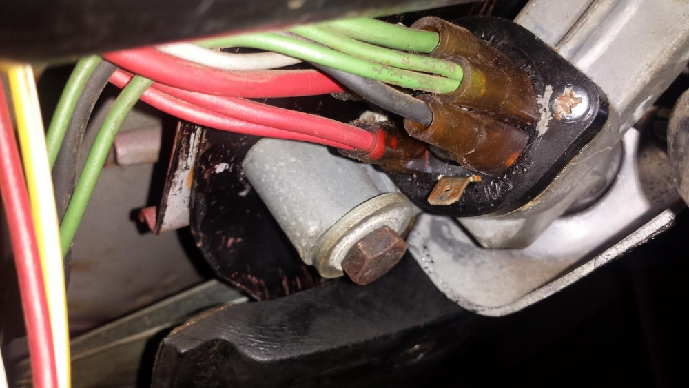 Wiring From Ignition Switch And Under Dash Bmw 2002 And Other 02 Bmw 2002 Faq
