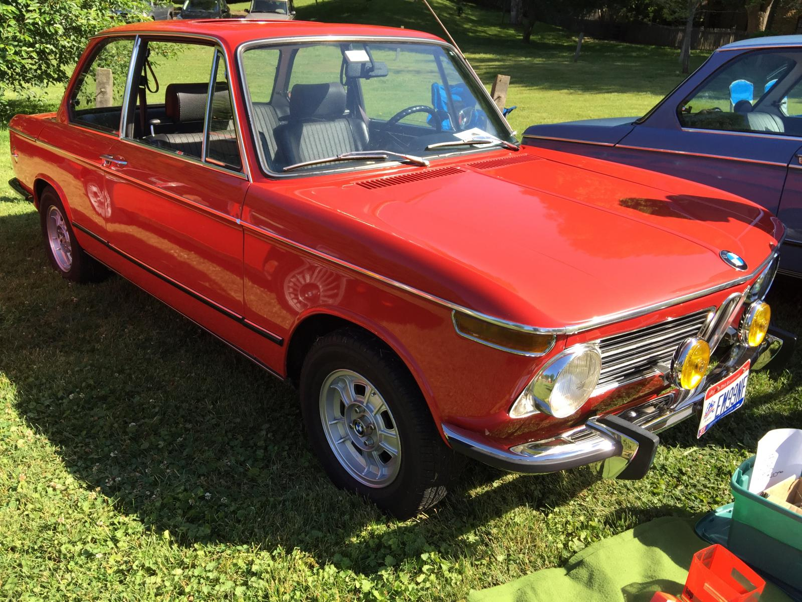 Euro Tiis Who Has One Bmw 2002 And Other 02 Bmw 2002 Faq