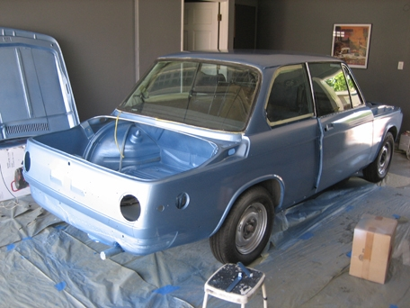 2012  BMW 3Series 354 Titanium Silver Metallic Pint Single Stage Paint