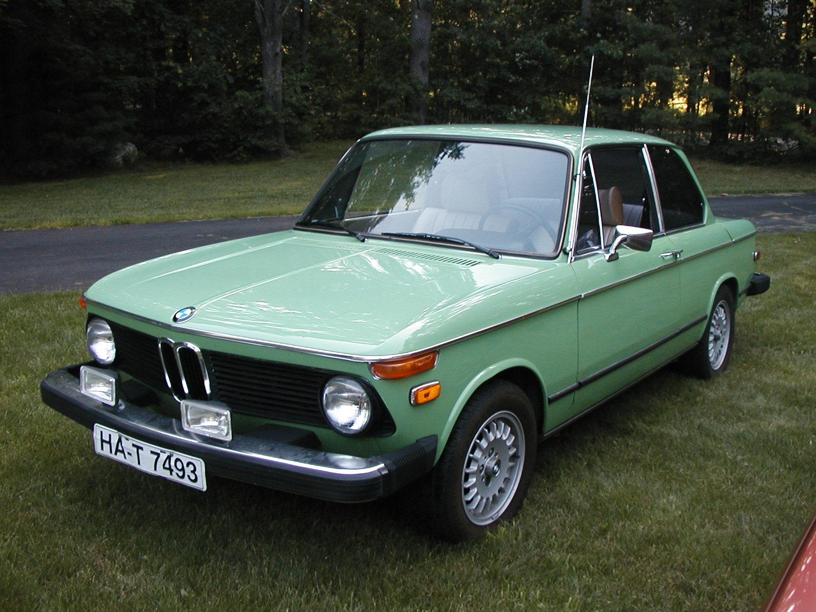 1976 2002 Horn Relay Problem   - Bmw 2002 And Other  U0026 39 02