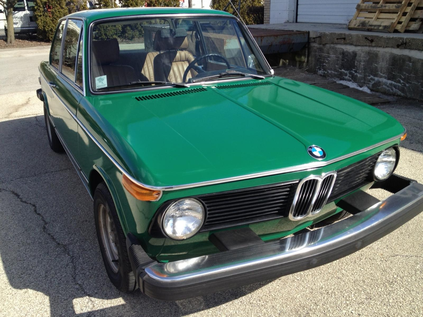 Green Cars Bmw 2002 And Other 02 Bmw 2002 Faq