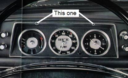 Instrument panel restoration - BMW 2002 and other '02 - BMW 2002 FAQ