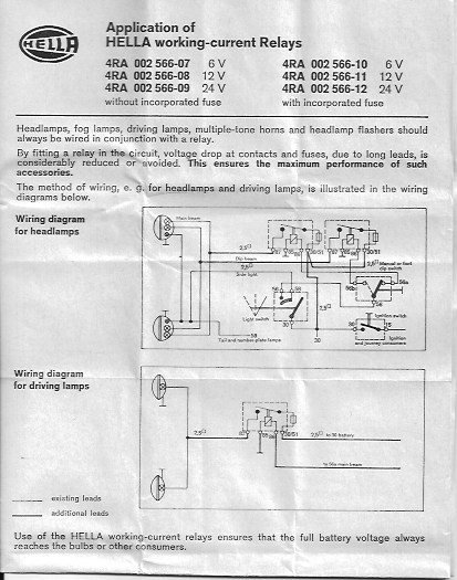 Hella Wiring Diagram Wiring Diagram