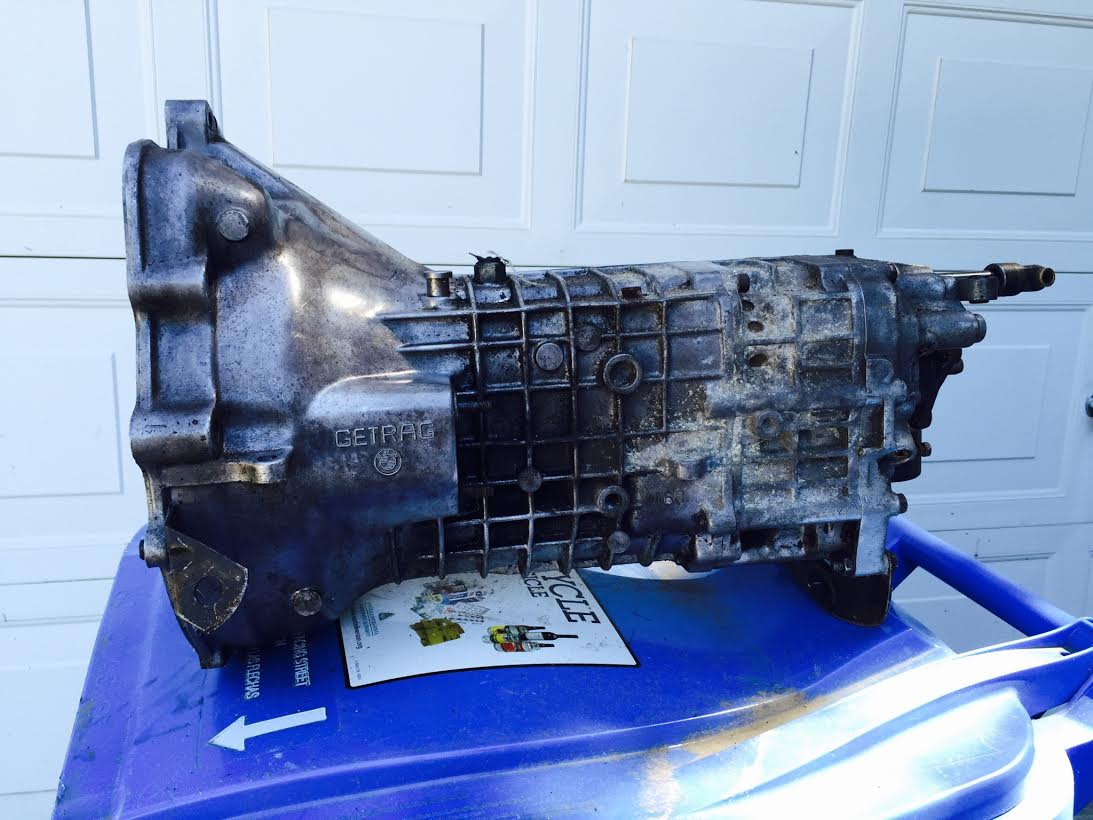 M20 E21(323i) 5 speed transmission 675 00 - Parts For Sale - BMW