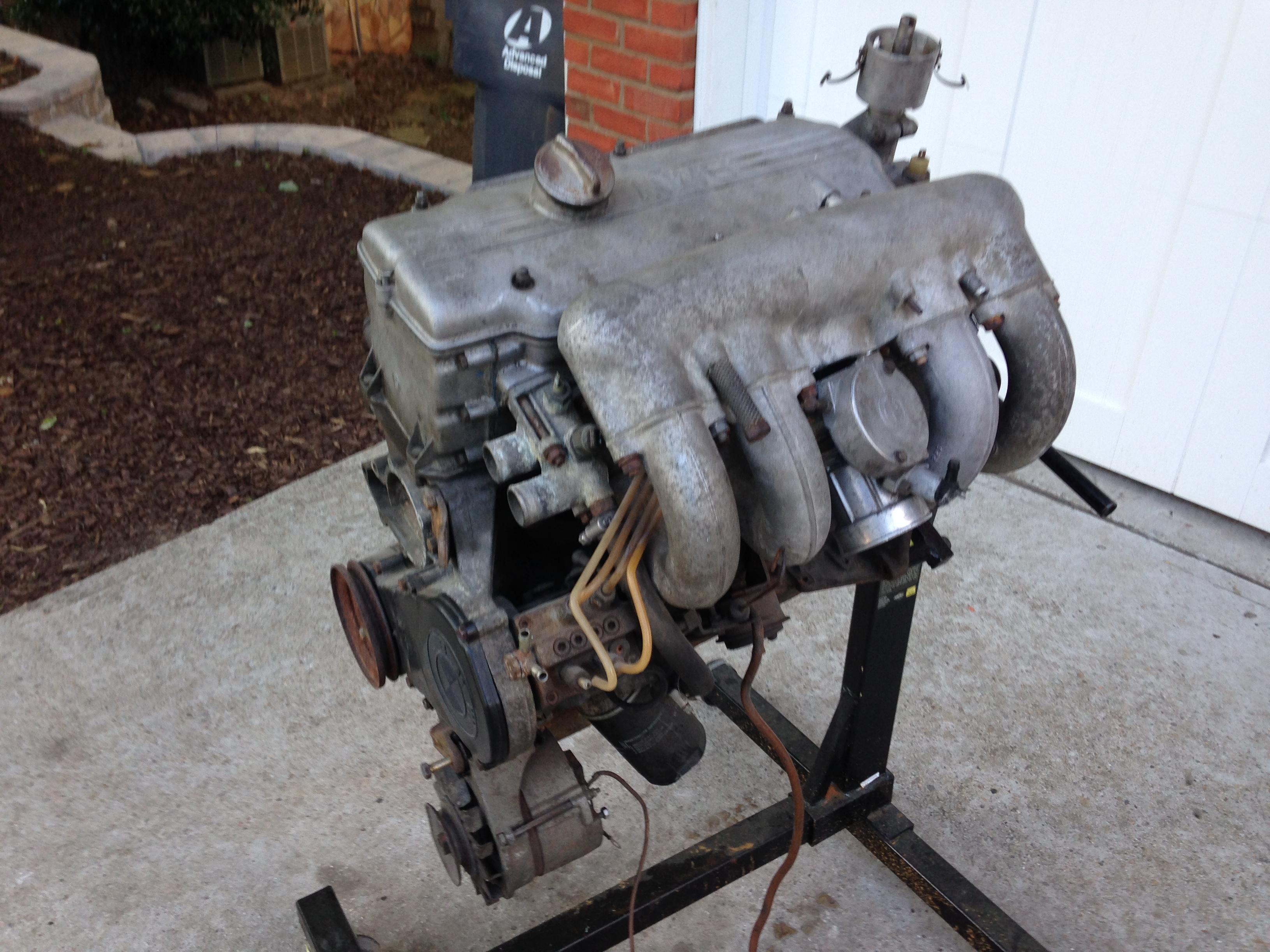 Tii Engine Bmw 2002 And Neue Klasse Parts For Sale Bmw 2002 Faq