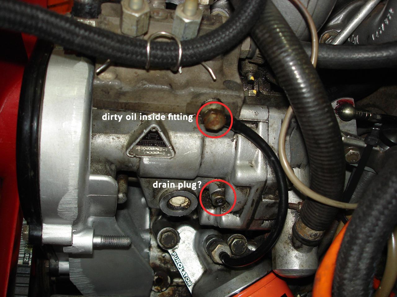 Kugelfischer Oil Change? - BMW 2002 and other '02 - BMW 2002 FAQ