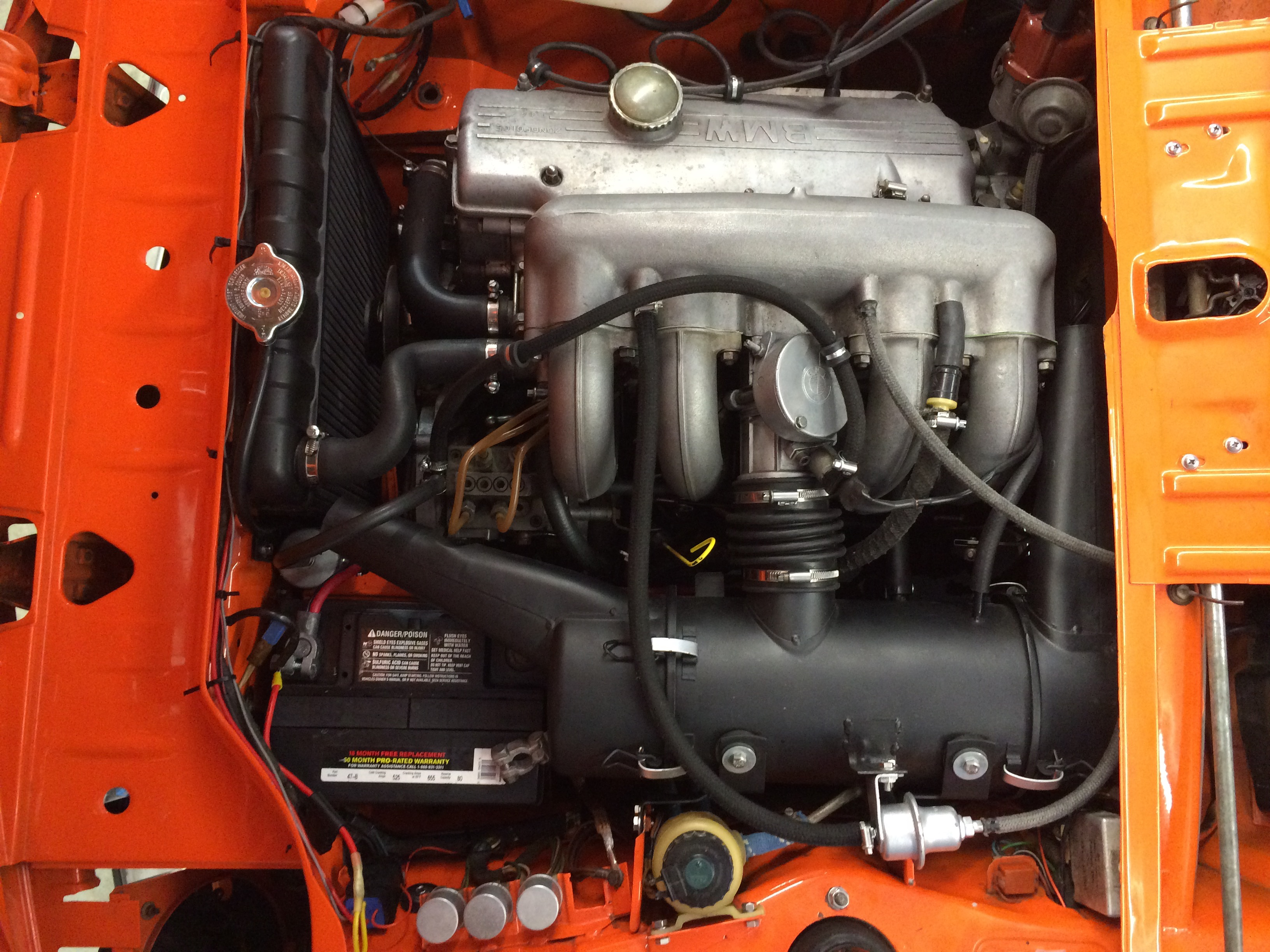 Tii Engine Vacuum Hoses Question Bmw 2002 And Other 02 Bmw 2002 Faq