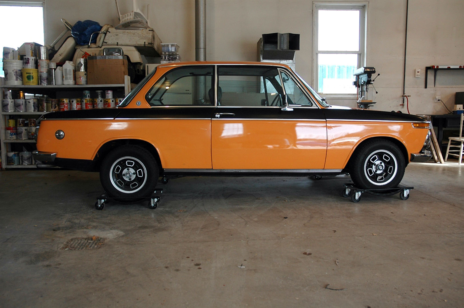 Help Me I D Alpina If Any Parts On My Car Bmw 2002 And Other 02 Bmw 2002 Faq