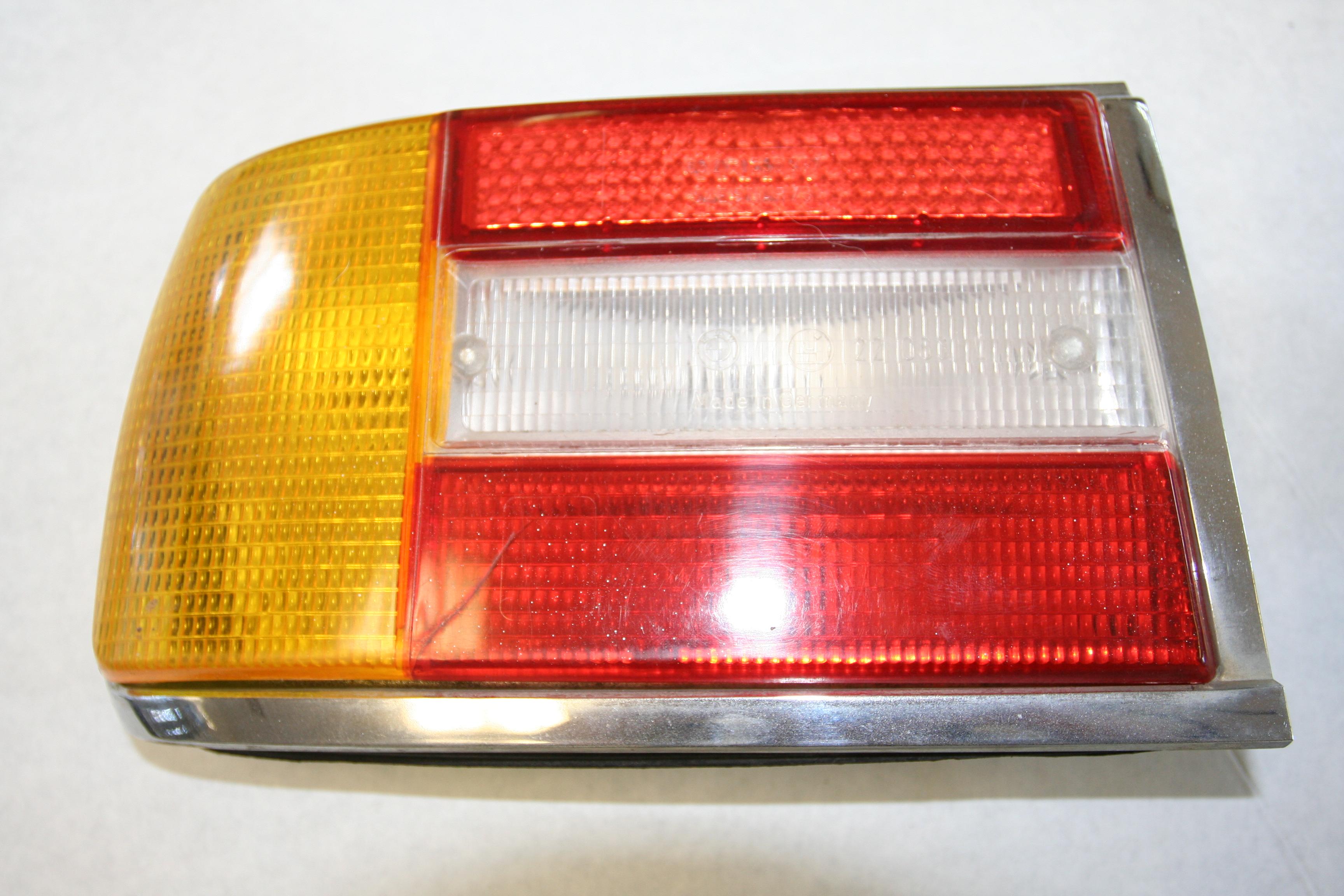 2002 1974-1976 Rear Tail Lights - Parts For Sale - BMW 2002 FAQ