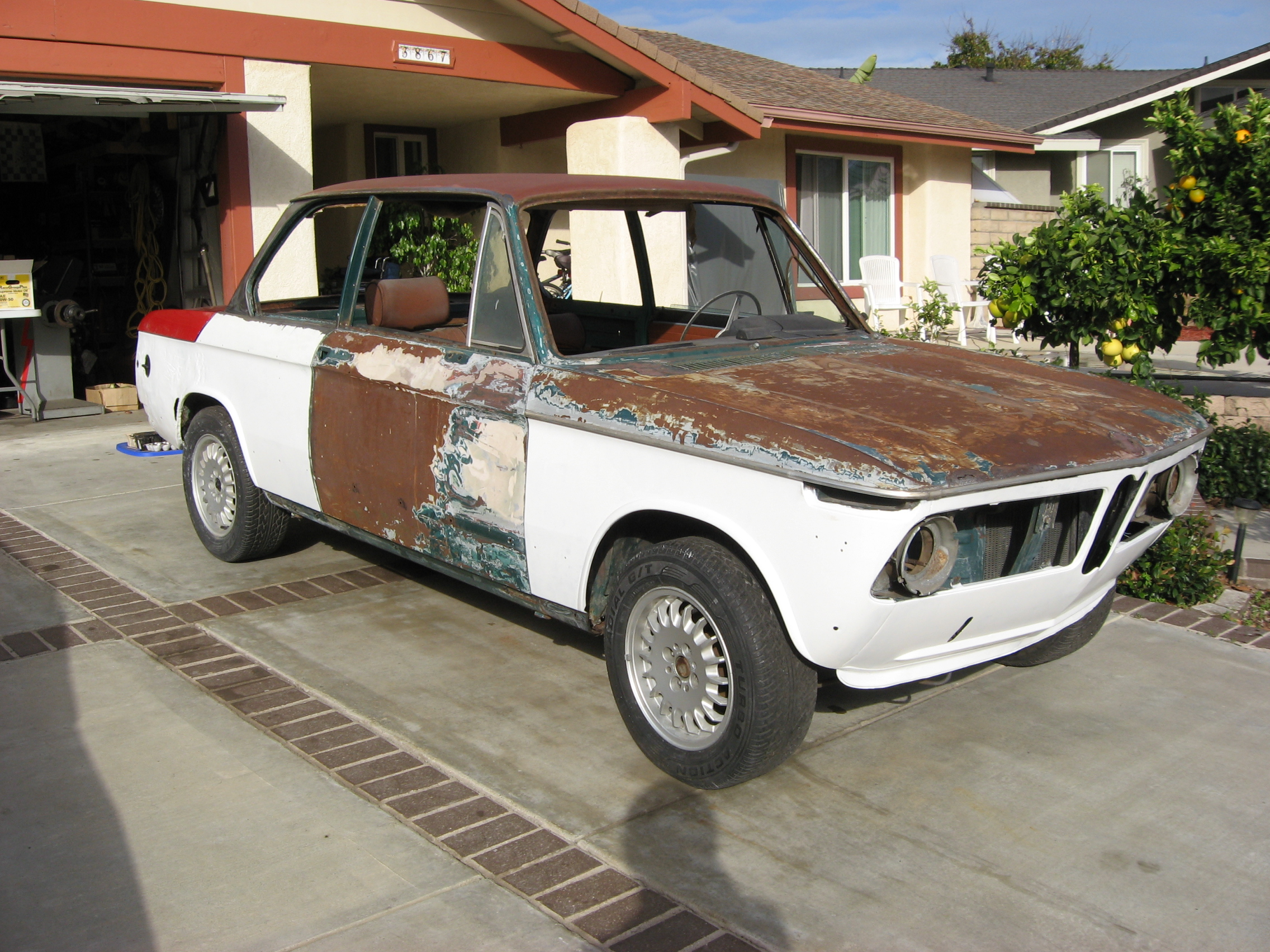 Bmw 2002 For Sale >> 1973 2002tii Project For Sale Cars For Sale Wanted Bmw 2002 Faq