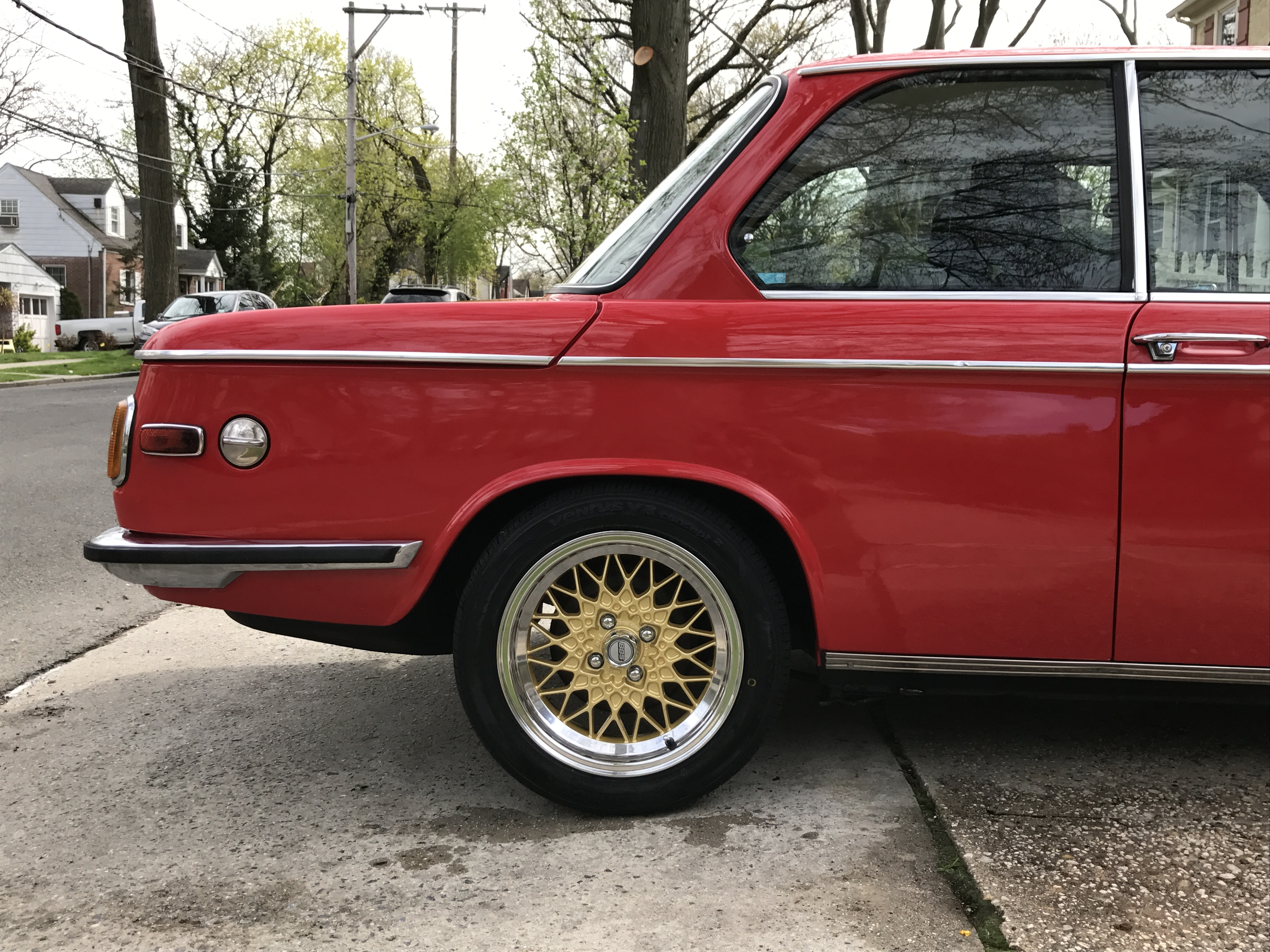 Euro Bbs Mahle 15 Rubbing In Rear Need Help Bmw 2002 And Other