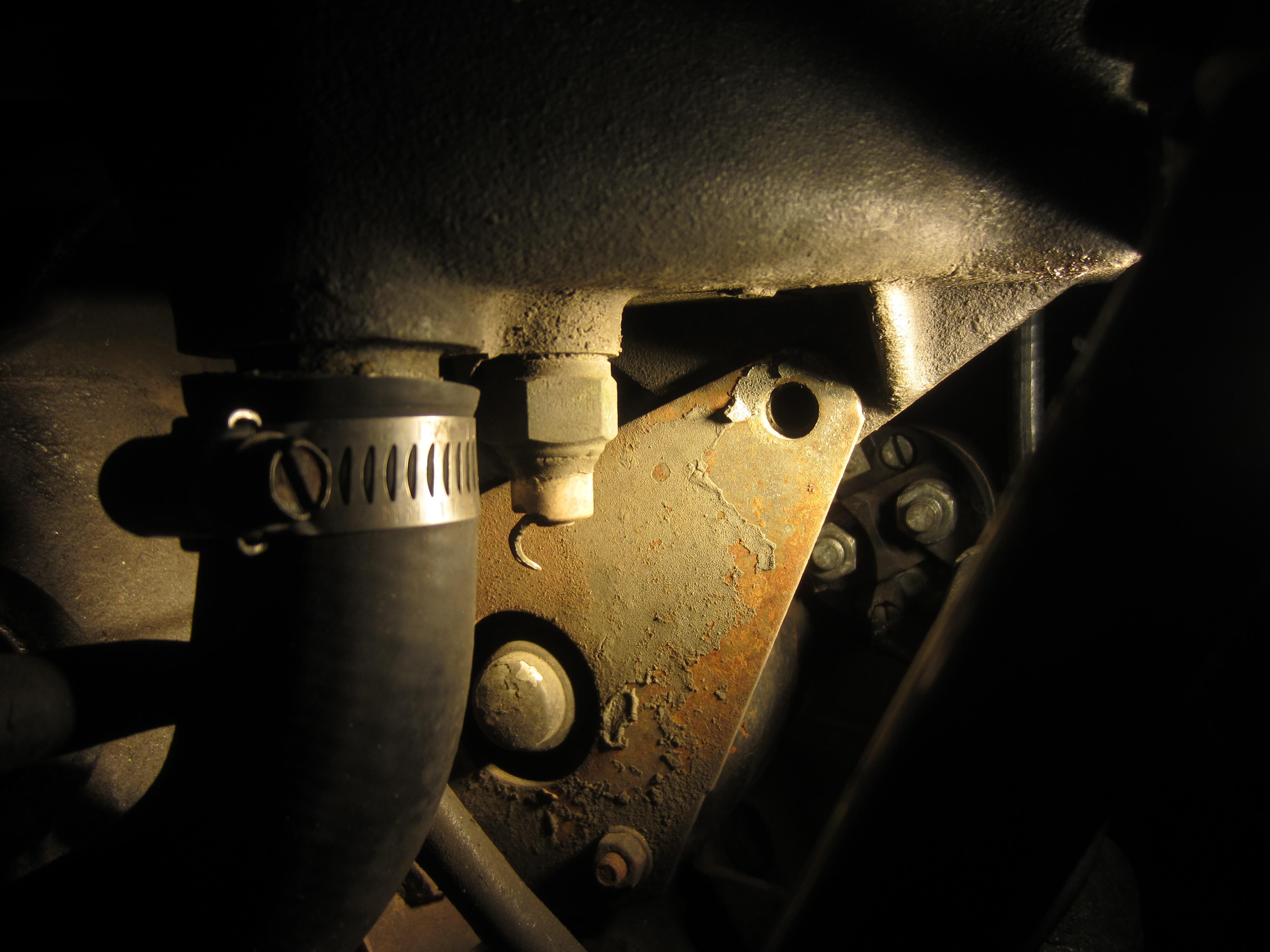 oil temp sender ? - BMW 2002 and other '02 - BMW 2002 FAQ