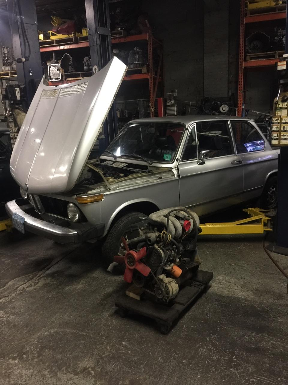 Engine Rebuild Need Some Advice 1974 Tii Bmw 2002 And Other 02 Bmw 2002 Faq