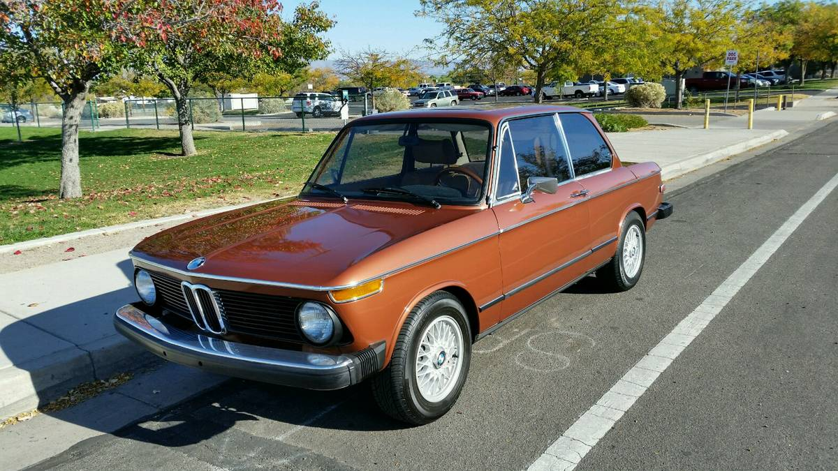 '76 in ABQ - BMW 2002 and Neue Klasse Cars for Sale/Wanted ...