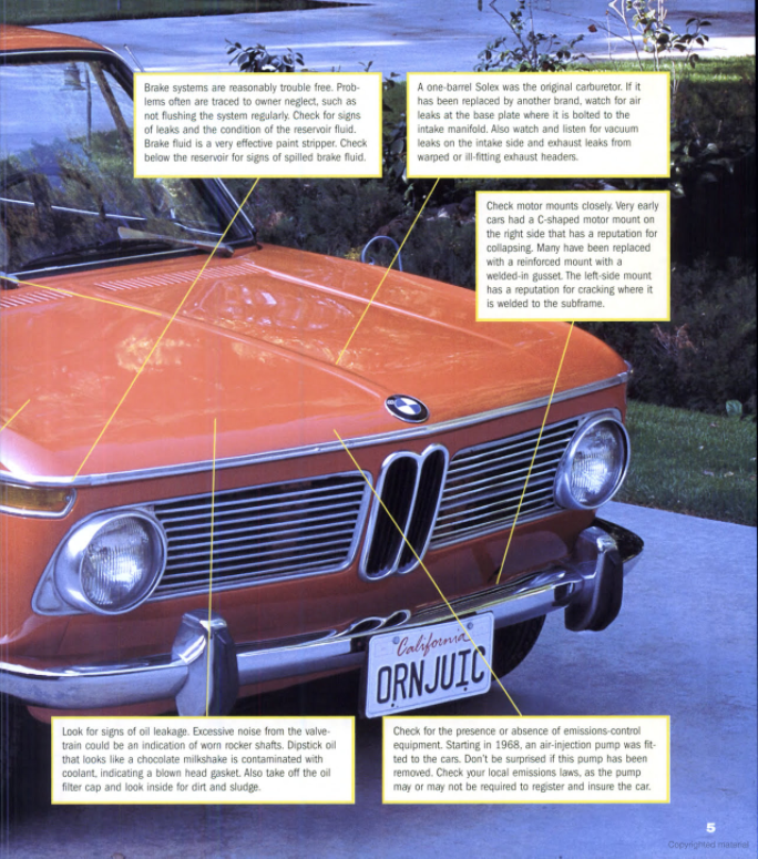 1968 BMW 1600 for sale in Florida - Cars for Sale/Wanted