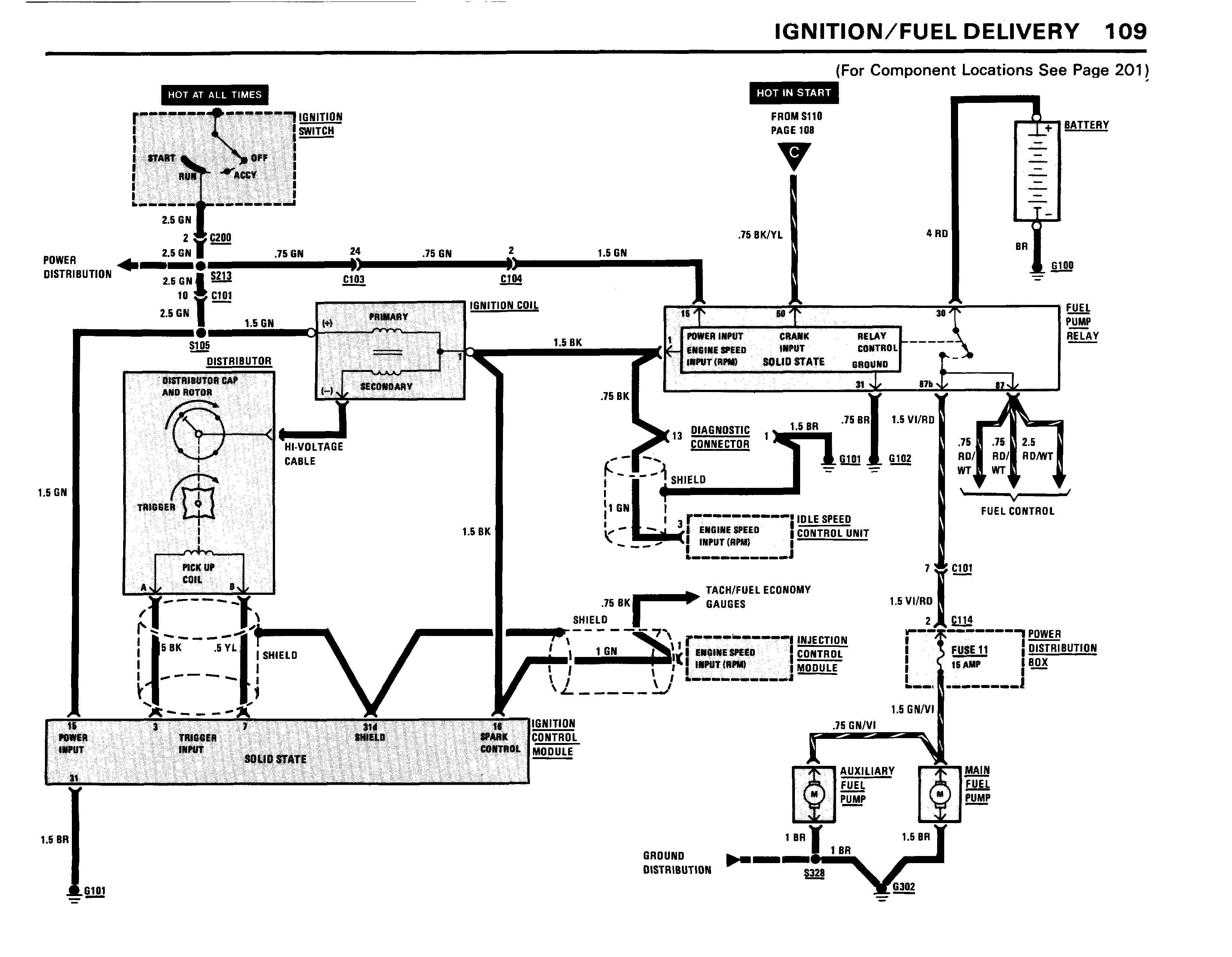 Ignition Module Wiring Diagram