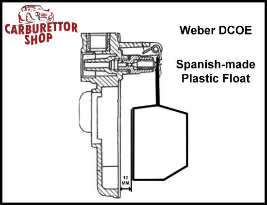 45 dcoe weber diagram