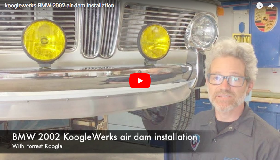 KoogleWerks 'how to' installation videos