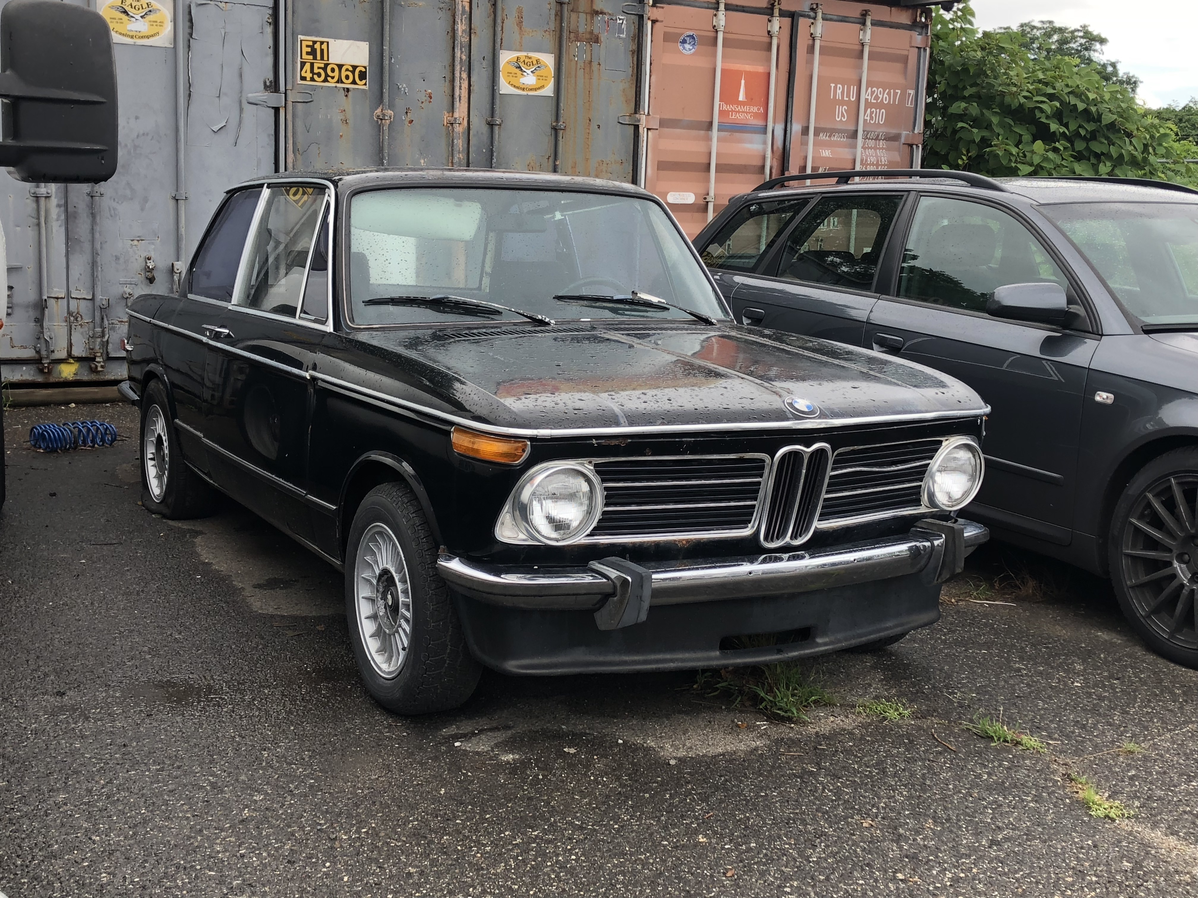 1972 Bmw 2002tii Project For Sale Bmw 2002 And Neue Klasse Cars For Sale Wanted Bmw 2002 Faq
