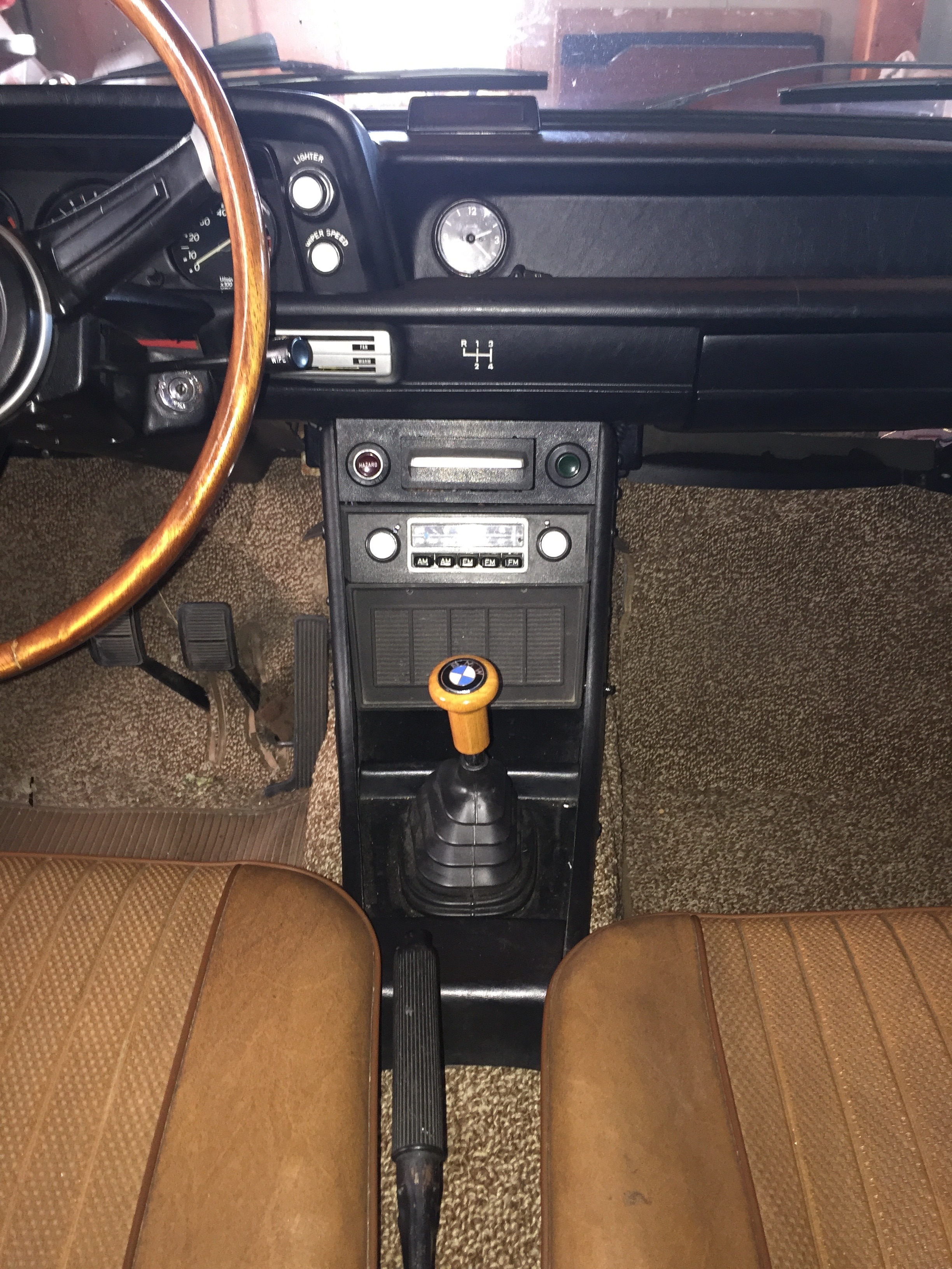 Restored Dash Installed