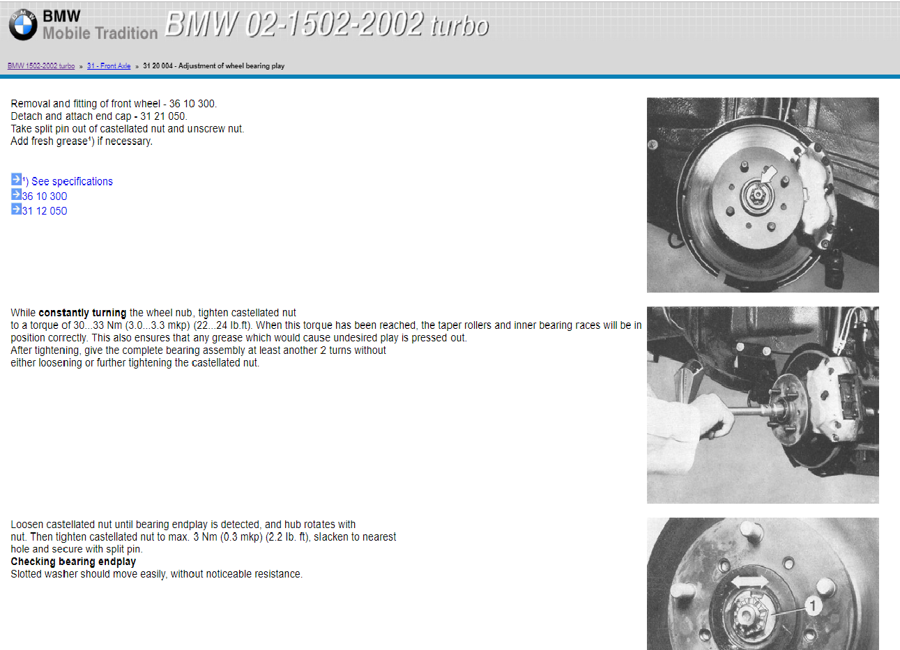 Tii Rotors Nla? - Page 3 - BMW 2002 and other '02 - BMW 2002 FAQ