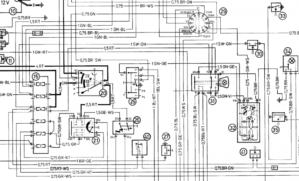 Fun With Wiring - Bmw 2002 And Other  U0026 39 02