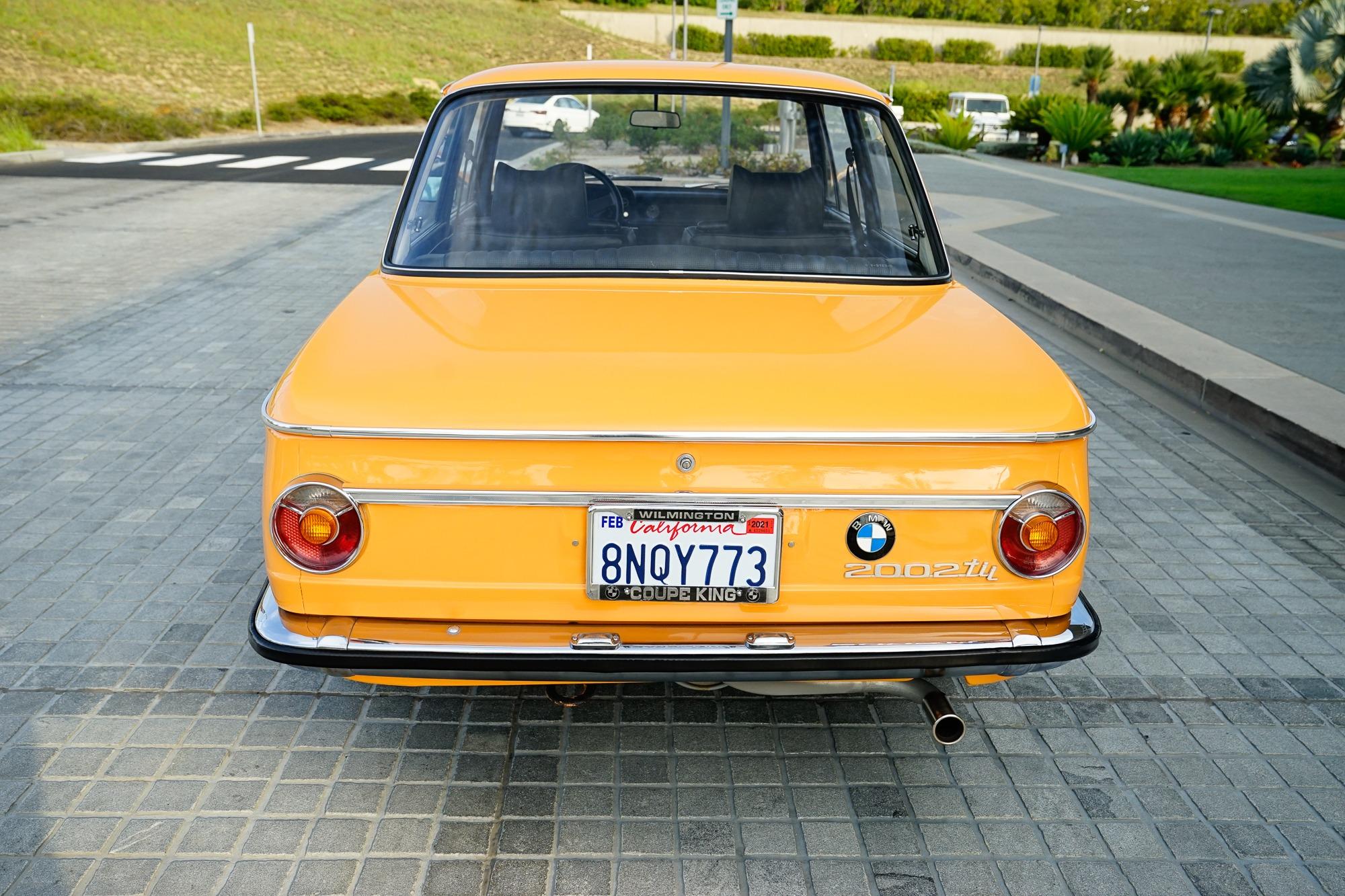 1972 Bmw 2002 Tii Colorado Orange Italian Car Bmw 2002 And Neue Klasse Cars For Sale Wanted Bmw 2002 Faq